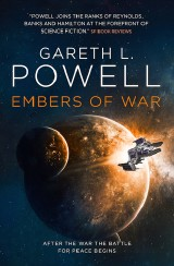 book cover of Embers of War