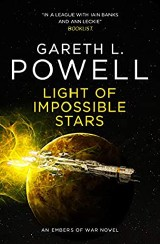 book cover of Light of Impossible Stars