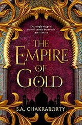 book cover of The Empire of Gold
