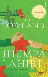 book cover of The Lowland