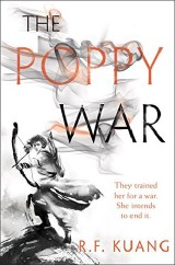 book cover of The Poppy War
