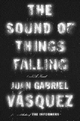 book cover of The Sound of Things Falling