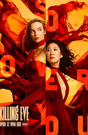 Promo image for Killing Eve season 3